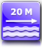 distance from the nearest beach : about 10 m.