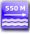 distance from the nearest beach : about 550 m.