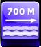 distanza spiaggia : circa 700 metri