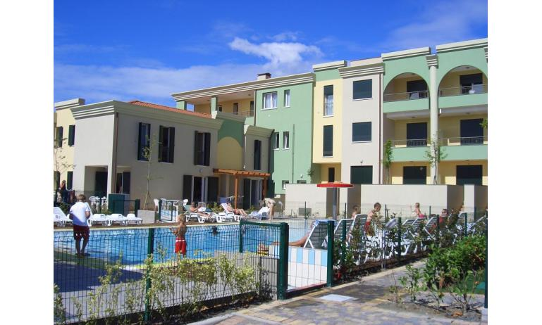 résidence ALLE FARNIE: terrasse solarium