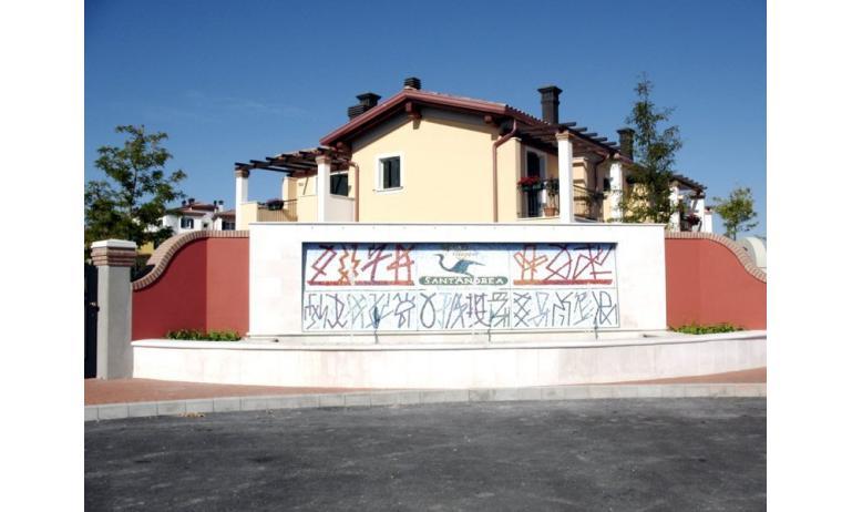residence SANT ANDREA: entrata