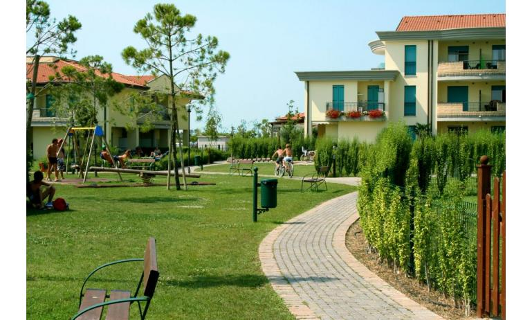 residence GIARDINI DI ALTEA: giardino comune
