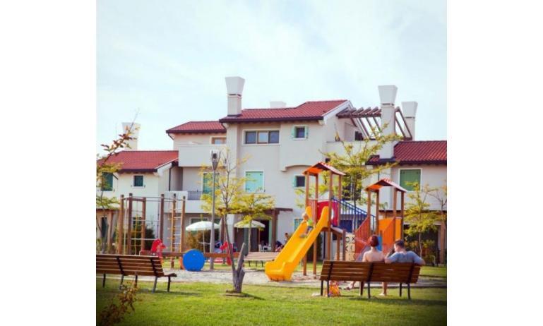 residence VILLAGGIO A MARE: area giochi