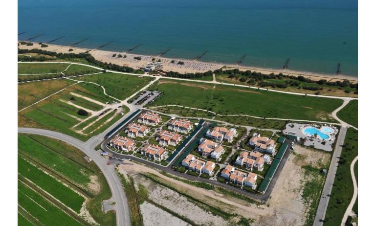 residence VILLAGGIO LAGUNA BLU: vista panoramica