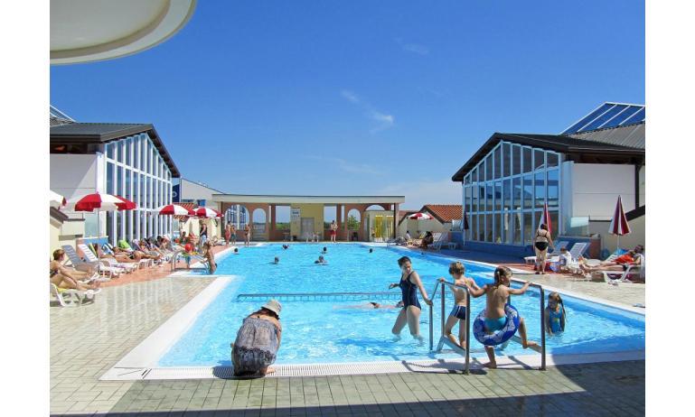 residence LA QUERCIA: piscina bambini