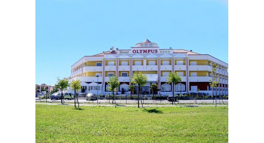 hôtel OLYMPUS: hôtel