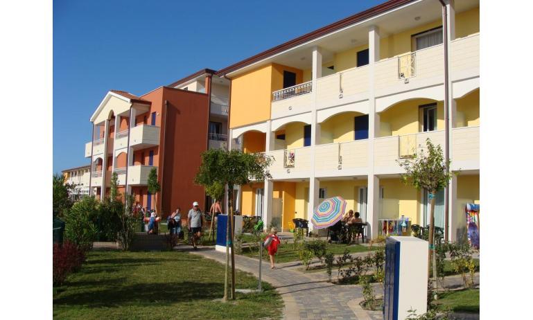 residence AI PINI: esterno