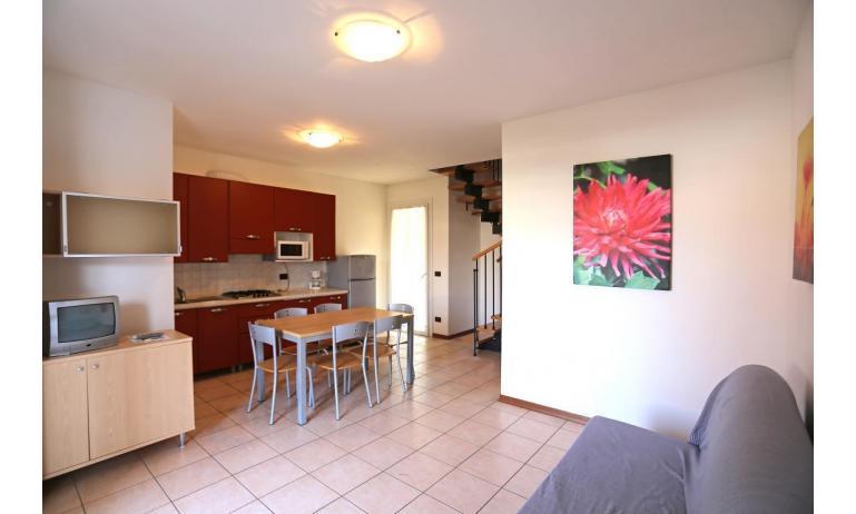residence AI PINI: C7V - soggiorno (esempio)