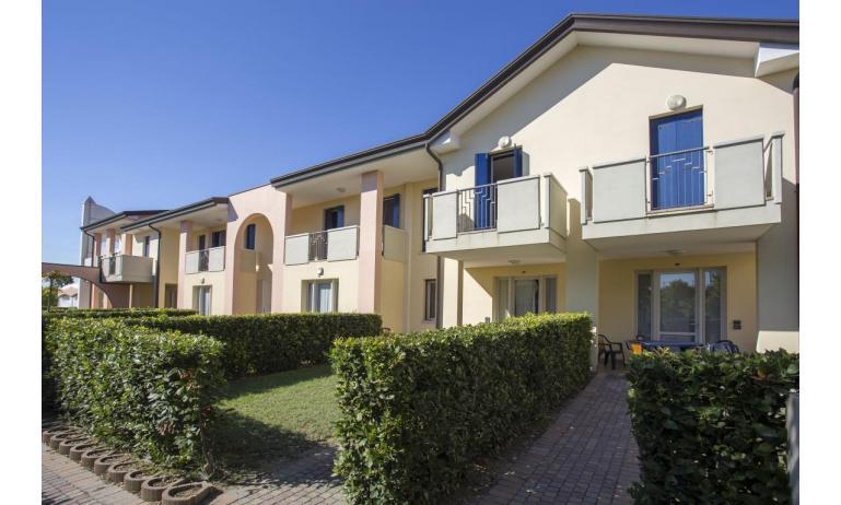 residence LA QUERCIA: C7V - villetta a schiera (esempio)