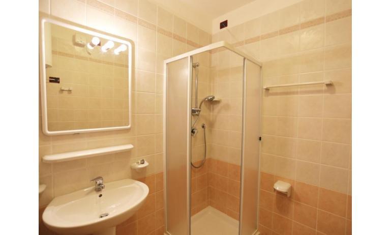 residence AI GINEPRI: C6 V - bagno con box doccia (esempio)