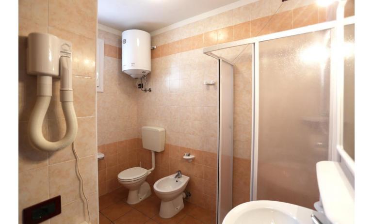 résidence ALLE FARNIE: B5V - salle de bain avec cabine de douche (exemple)