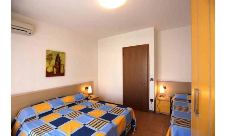 résidence ALLE FARNIE: B5V - chambre à 3 lits (exemple)