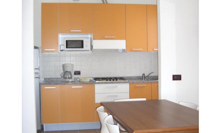 résidence ALLE FARNIE: C7 - coin cuisine (exemple)