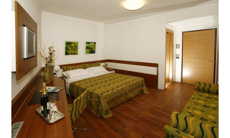 hôtel MAREGOLF: Standard - chambre à coucher (exemple)