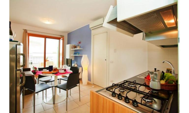 residence VILLAGGIO AMARE: B4/H - kitchenette (example)