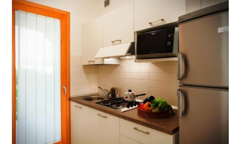 residence VILLAGGIO AMARE: C6/I - kitchenette (example)