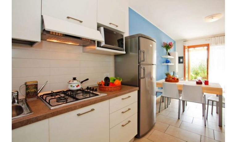 residence VILLAGGIO AMARE: C6/I - kitchen (example)