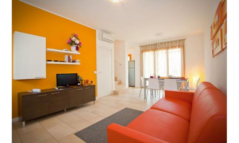 residence VILLAGGIO A MARE: D8/M - zona giorno