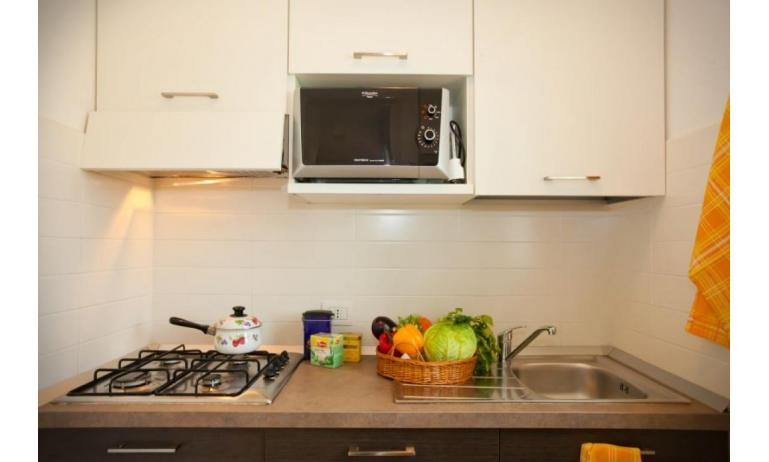 residence VILLAGGIO AMARE: D8/M - kitchenette (example)