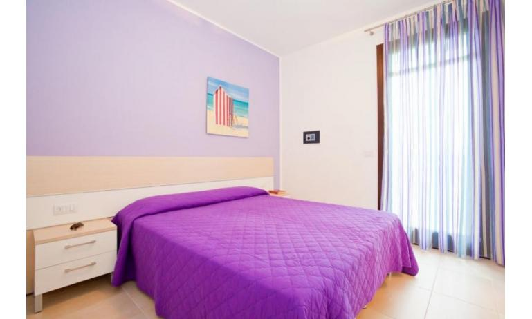 residence VILLAGGIO AMARE: D8/N - double bedroom (example)