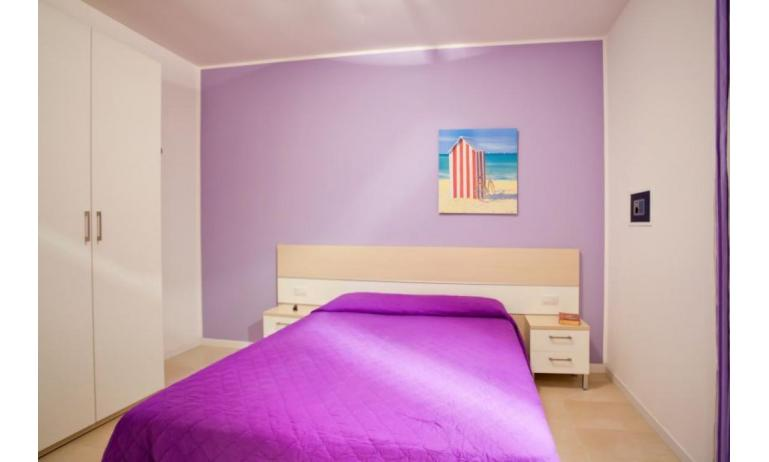 residence VILLAGGIO AMARE: D8/N - bedroom (example)