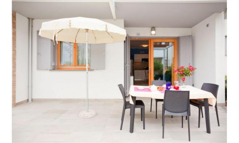 residence VILLAGGIO LAGUNA BLU: B4/H - terrazza