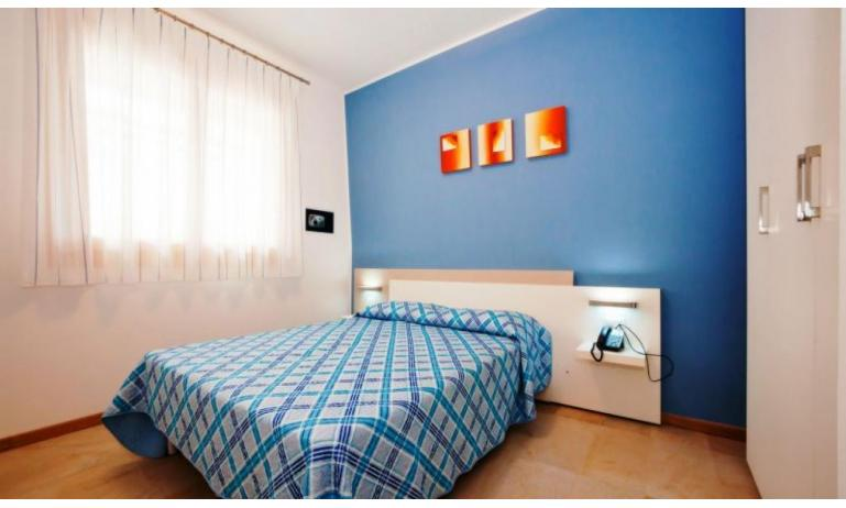 residence VILLAGGIO LAGUNA BLU: B4/H - double bedroom (example)