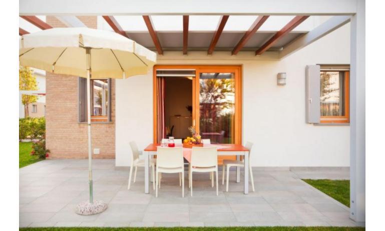 residence VILLAGGIO LAGUNA BLU: C6/I - terrazza