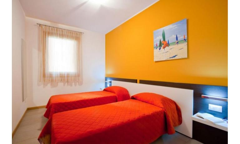 residence VILLAGGIO LAGUNA BLU: C6/I - twin room (example)