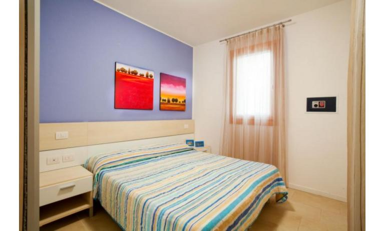 residence VILLAGGIO AMARE: C6/IR - double bedroom (example)